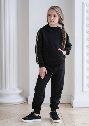 Маранта костюм трикотажный черный