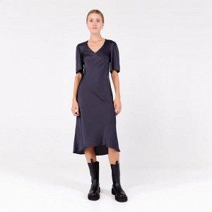 Платье женское MINAKU: Silk Pleasure цвет графит, р-р 42