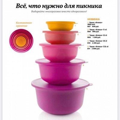 Tupperware! Посуда, проверенная временем! (18.05.2 — Новинка! Все для пикника и ланч- боксы — Кухня