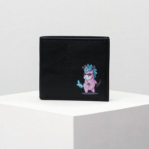 Кошелёк молодёжный Pinky unicorn 5259799