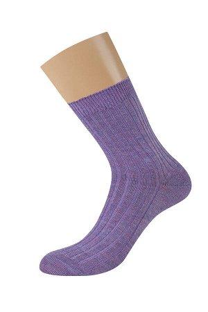 Теплые женские носки из шерсти и акрила