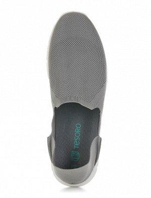 Туфли TESORO, Серый