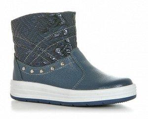 Ботинки ЛЕЛЬ, Синий