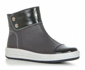 Ботинки ЛЕЛЬ, Черничный