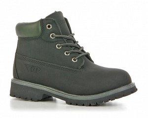 Ботинки PATROL, Черный