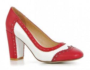 Туфли EVITA, Красный
