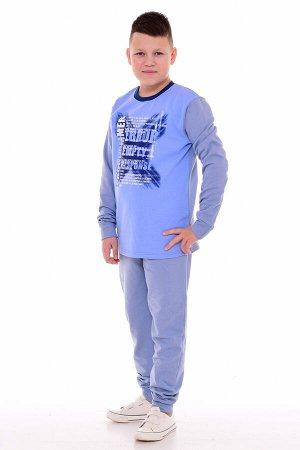 Пижама детская 7-280 (голубой)