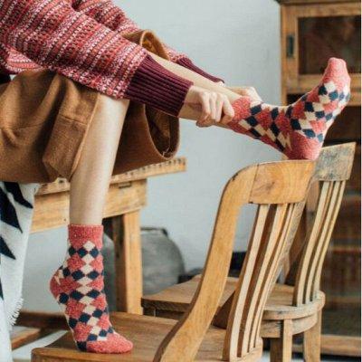 Чулочно-носочный отдел-огромный выбор — Носки теплые женские