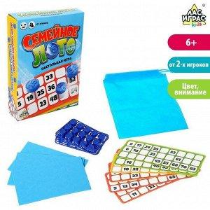 Настольная игра «Семейное лото»
