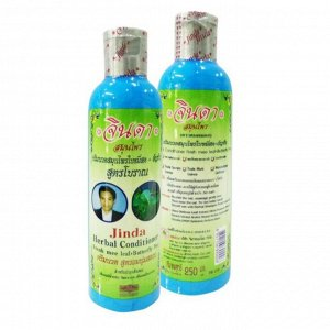 Джинда Херб. Растительный  кондиционер для волос 250 мл.