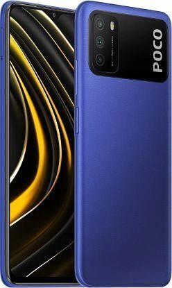 Xiaomi POCO M3 4/64GB синий