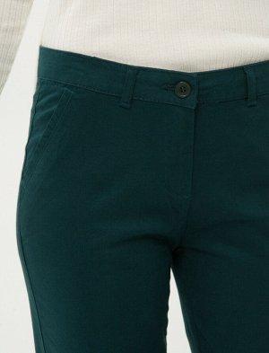 брюки петроль