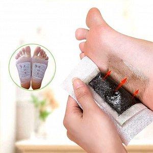 Оздоравливающий пластырь для ног Детокс