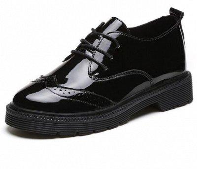 ШОК-цена🤩 Осение ботинки по супер цене в 1560р — -50% на ВСЕ Лоферы