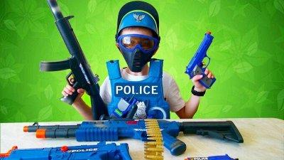 Самые любимые — детские игрушки в наличии! Полное обновление — Набор военный, полицейский, пираты — Игровые наборы