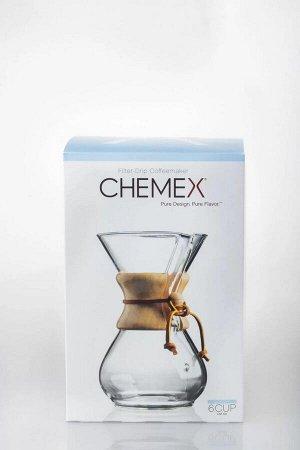 Товары для заваривания кофе и чая. Кофеварка CHEMEX CM-6A