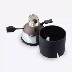 """Товары для заваривания кофе и чая. Газовая горелка (35ml), """"TIAMO"""", HG2884"""