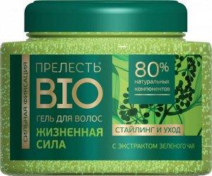 Гель для волос «Прелесть Bio», 250 мл.