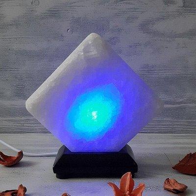 СОЛЕВЫЕ лампы и светильники — приход гималайской соли — Usb светильники из соли