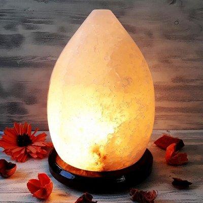 СОЛЕВЫЕ лампы и светильники — приход гималайской соли — Солевые лампы из белой соли