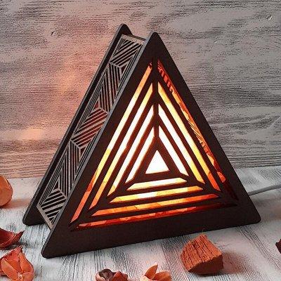 СОЛЕВЫЕ лампы и светильники — приход гималайской соли!