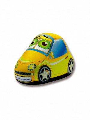 """Антистрессовые игрушки """"Машинки"""" желтая"""