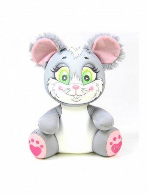"""Антистрессовая игрушка """"Лапуши"""" мышь"""