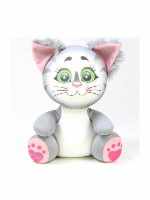 "Антистрессовая игрушка ""Лапуши"" кошка"