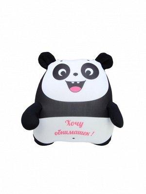 """Антистрессовая плюшка """"Панда"""" с зубами"""