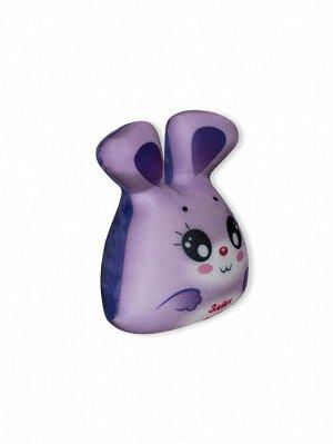 """Антистрессовая игрушка """"Зайка моя"""" Фиолетовый"""