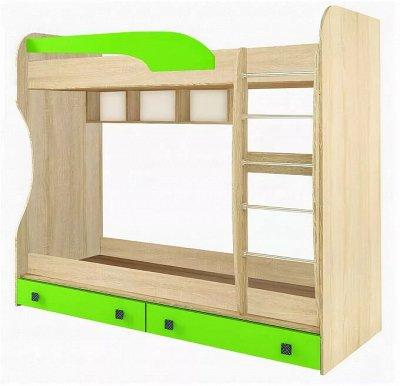 Мир Мебели и Уюта — Комфортно Оформляем Пространство — Двухъярусные кровати — Кровати