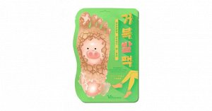 KR/ Elizavecca Witch Piggy Hell Pore Пилинг-носочки Turtle`s Foot Pack, 40г (1пара)