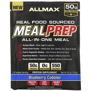 ALLMAX Nutrition, комплексный протеин 32 гр.