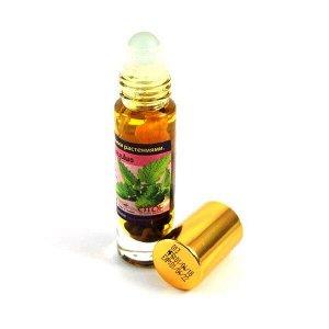 TLD/ Бальзам BANNA жидкий на виски (от головной боли,тошноты) Лекарственные растения,10г