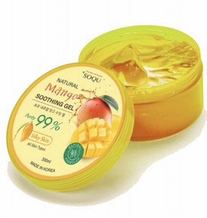 SOQU Универсальный гель с экстрактом манго(банка), 300 мл.
