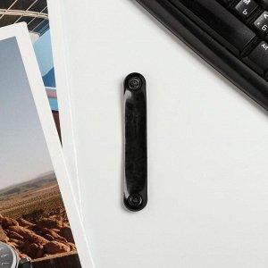 Набор: держатель для провода и кабель USB Android Real man, 1 м
