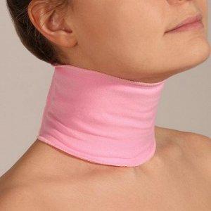 Гелевая SPA-маска для шеи, многоразовая, на липучке, 46 x 10 см