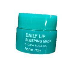 Farm stay daily lip sleeping mask cica mini Ночная маска для губ