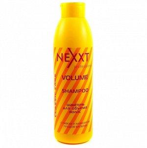 Шампунь для объема волос c пивом и эликсиром плодов баобаба NEXXT 1000 мл