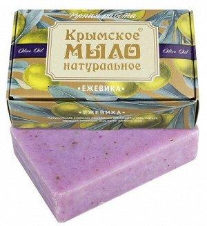 Натуральное мыло на оливковом масле «Ежевика» Дом Природы 100 г