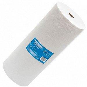 Полотенце одноразовое 35x70 белое ВЫБОР White Line 100 шт/уп