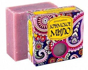 Крымское мыло Восточное «Ежевичный коктейль» Дом Природы 100 г