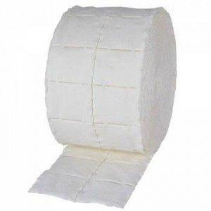 Салфетки безворсовые в рулоне 1000 шт White Line