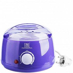 Воскоплав для горячего воска wax 100 фиолетовый TNL 400 мл
