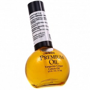 Премиум масло для кутикулы Мандарин+Имбирь INM 13,3 мл