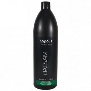 Бальзам с ментолом и камфорой для всех типов волос Kapous 1000 мл
