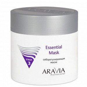 Себорегулирующая маска для лица Essential Mask Aravia 300 мл