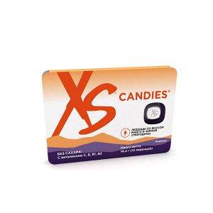 XS™ Candies Леденцы со вкусом манго и черной смородины