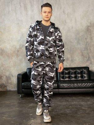 Спортивный костюм К014 хаки