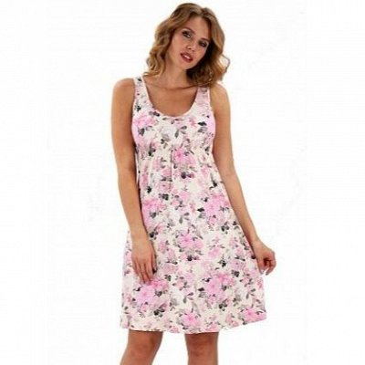 Яркая домашняя одежда от Синель 17 (до 68 размера) — Ночные сорочки и комплекты — Сорочки и пижамы